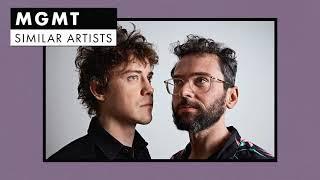 Music like MGMT | Similar Artists Playlist