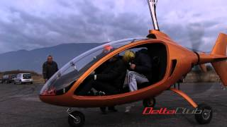 Experimental Autogyro - NIKI Rotor Aviation Bulgaria