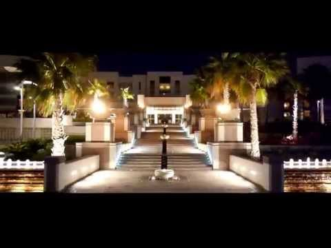 Park Hyatt Abu Dhabi Aerial Video