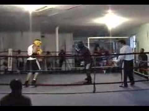 Austin Dancy Boxing Match(2 rounds)