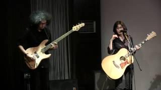 Endah N Rhesa - Monkey Song @ Mostly Jazz 17/05/12 [HD]