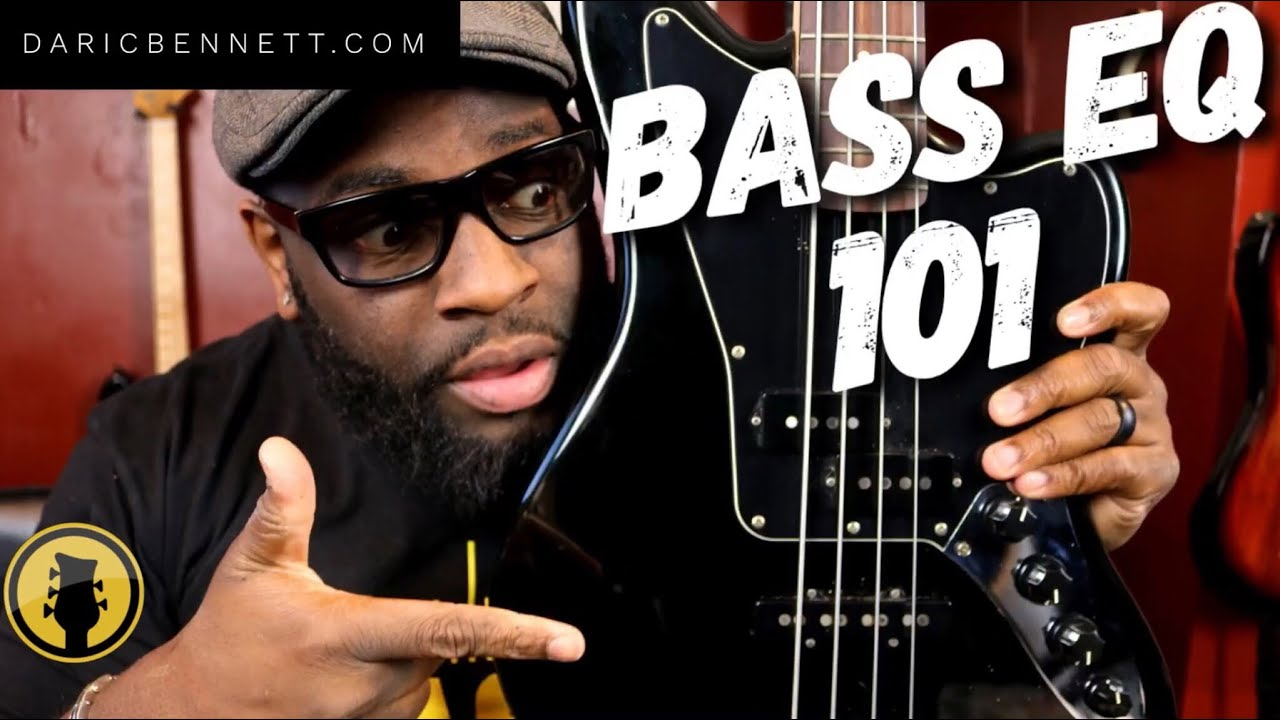 how to eq your bass guitar bass guitar tips daric bennett 39 s bass lessons youtube. Black Bedroom Furniture Sets. Home Design Ideas