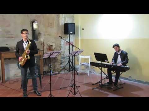 The Jazz singer (Chris Lawry)