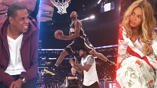 Slam Dunk Contest & All Star Game | NBA ALLSTAR WOCHE