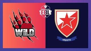 EBL LoL POLUFINALE - Crvena Zvezda vs WILD (Bo5) w/ Sa1na, Micko i Djordje Djurdjev
