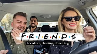 VLOG│Lockdown, Photo shooting, Coffee to go