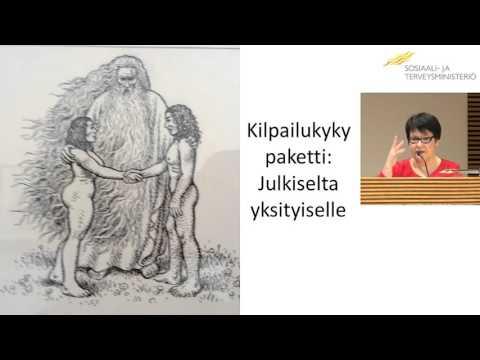 Talouden säästöt vaativat tiukkaa sukupuolivaikutusten arviointia, Tarja Filatov