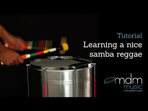Learning a nice Samba-Reggae
