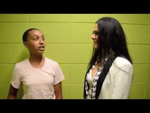 Aaliyah Interviews Sheila E. - YouTube