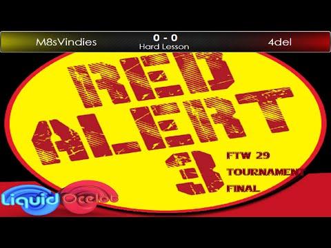 Red Alert 3 Casts - C&C Red Alert 3 HD Title: 2015 April cast - FTW 29 Final Vindies(A) vs 4del(R)