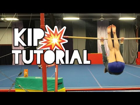 How to do a Kip on Bars