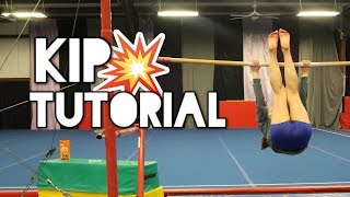 How to do a Kip on Bars