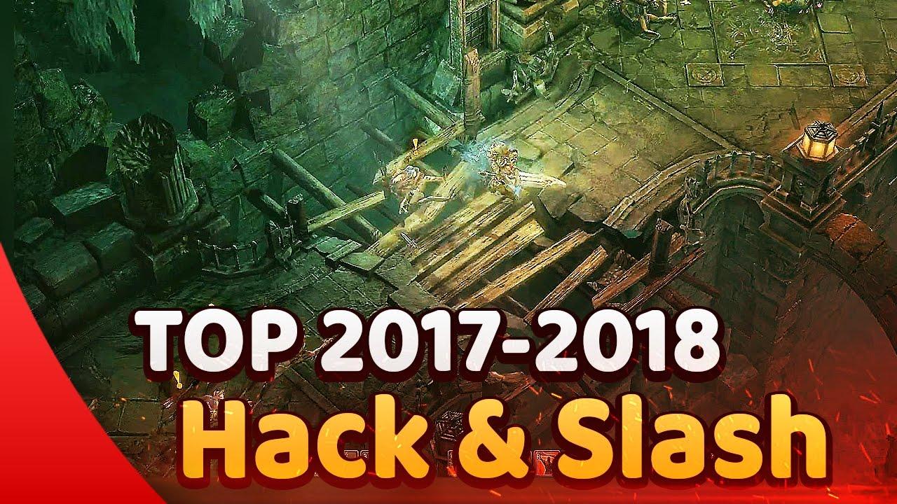 new hack and slash games 2018