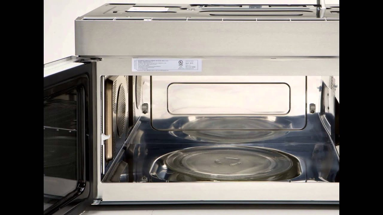 Kitchenaid Microwave Over The Range Microwave Reviews