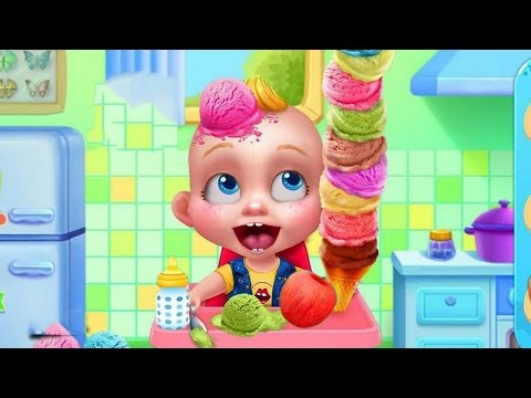 Baby Boss - Naughty Baby Care Fun Kids Games - Funny Video For Children