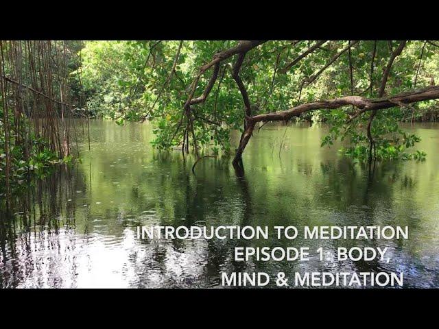 Introduction to Meditation: BODY, MIND & MEDITATION