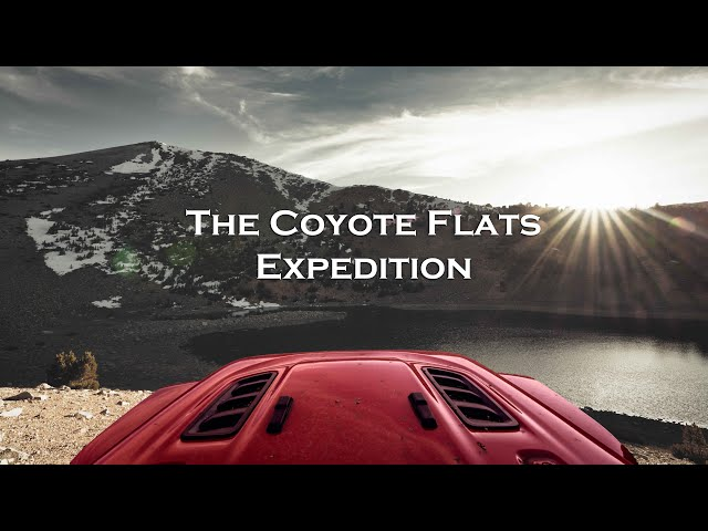 The Coyote Flat Expedition