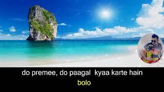 Kaho na pyar hai Karaoke with Lyrics YouTube