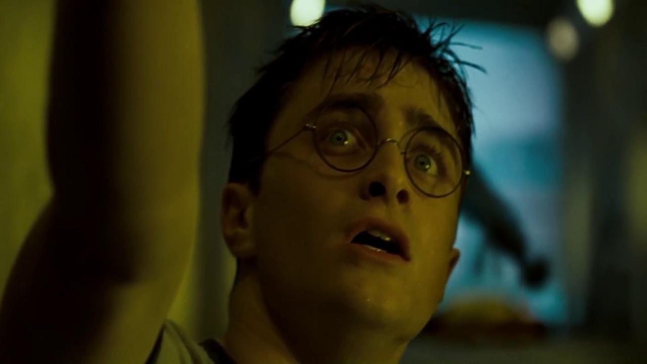 Гарри Поттер и Орден Феникса (Дементоры в мире маглов ...
