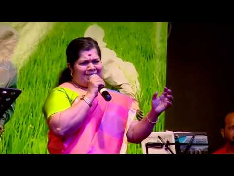 Chithram, vandanam, thalavattam malayalam music...  singer LATHIKA TEACHER