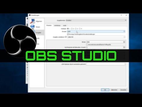 Streamen auf Twitch mit OBS Studio - alle Einstellungen