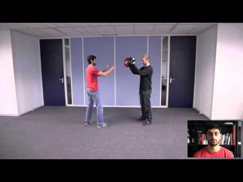 Online cursus zelfverdediging: Moderne Zelfverdediging les 8 poster