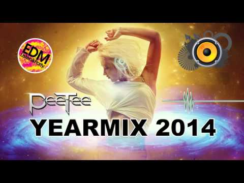 Best Dance Music - Electro House Club Mix (PeeTee Year Mix 2014)