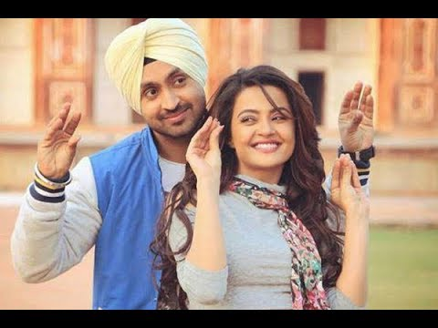DILJIT DOSANJH - SURVEEN CHAWLA NEW MOVIE || LATEST PUNJABI