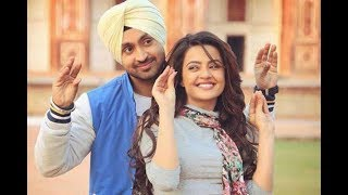 DILJIT DOSANJH - SURVEEN CHAWLA NEW MOVIE || LATEST PUNJABI FILM 2017 || PUNJABI FULL FILM