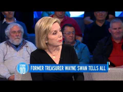 Wayne Swan: Revelations on Rudd, the economy and the Abbott government