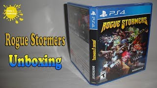 Rogue Stormers PS4 Unboxing & Overview