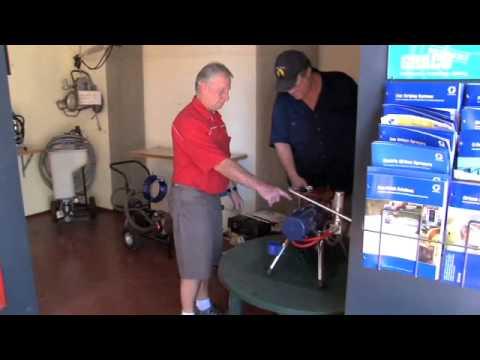 Spraying Equipment Hemmant Airless Spray Equipment Pty Ltd QLD