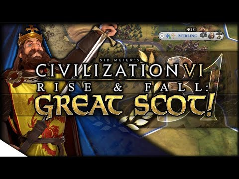 One More Turn (Also: Nukes) | Civilization VI: Rise & Fall — GREAT SCOT! 31 | Continents King
