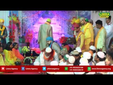 Fankar Ghulam Waris Part 2 Sufiyana Qawwali Jashne Waris Paak  U P  HD India