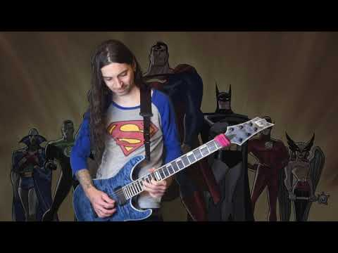 Justice League Unlimited Meets Metal