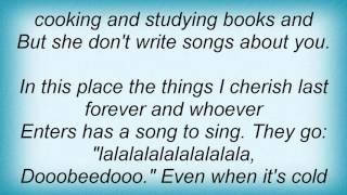 Macy Gray - She Don't Write Songs Lyrics
