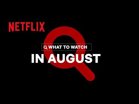 New on Netflix   August 2021