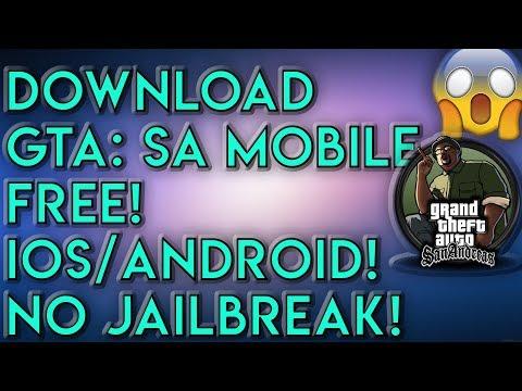 Download GTA San Andreas Mobile FREE IOS/Android 🔥 GTA San Andreas Mobile APK 🔥 2019