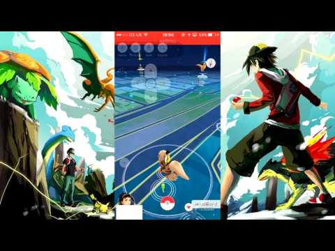 Pokemon Go Teleport Hack, Tap Too Walk and Lots more v1.5.0 IOS