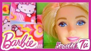 Video Kendin Yap Bölüm 2 | Barbie bebekler için defter yapımı | EvcilikTV download MP3, 3GP, MP4, WEBM, AVI, FLV November 2017