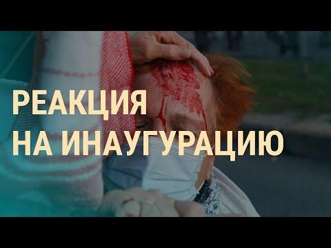 Новое обострение белорусского