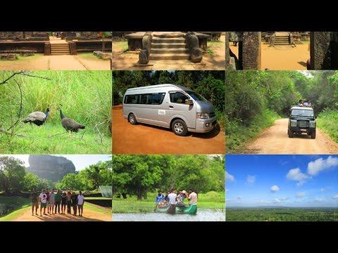 Discover Sri Lanka with NKAR - Episode 1 (Sigiriya & Polonnaruwa)