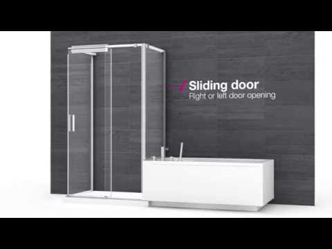 MAAX ModulR – Custom Showers, Tubs And Combos (shower And Tub)