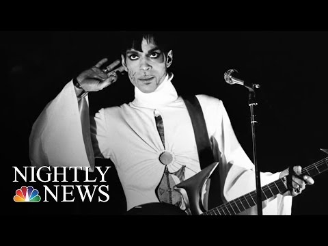 Search Warrants: Prince Didn't Have Prescriptions For Drugs In His Home | NBC Nightly News