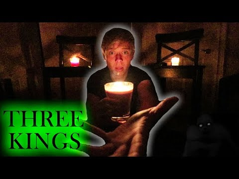 THREE KINGS RITUAL at 3 AM (Gone Wrong) | Do Not Try..