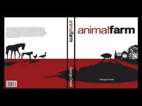 George Orwell - Animal Farm (Audio book) Complete HD - Full Book.