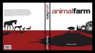 George Orwell - Animal Farm (Audio book) Complete HD - Full Book.