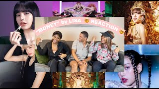 AMERICANS REACT TO 'MONEY' BY LISA