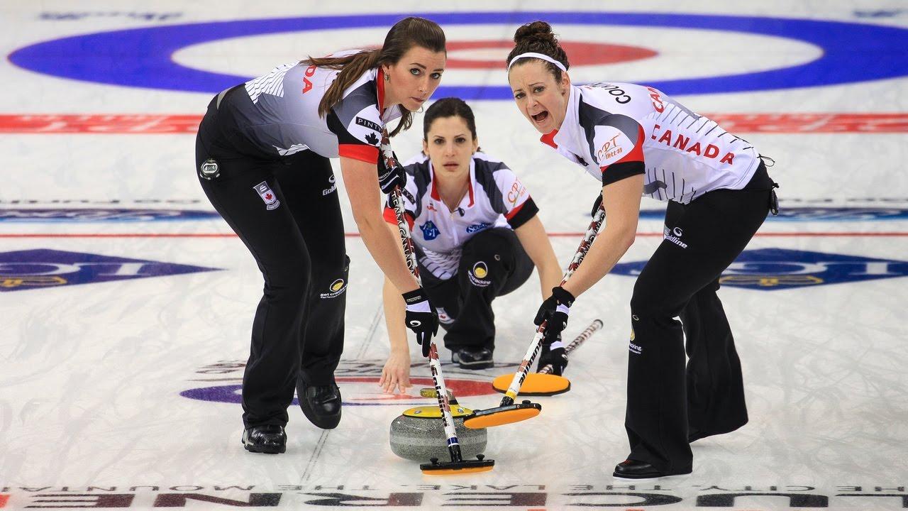 Resultado de imagem para USA v Russia - CPT World Women's Curling Championship 2017
