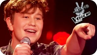 Robin S. - Show me love (Ridon) | The Voice Kids 2016 | Blind Auditions | SAT.1